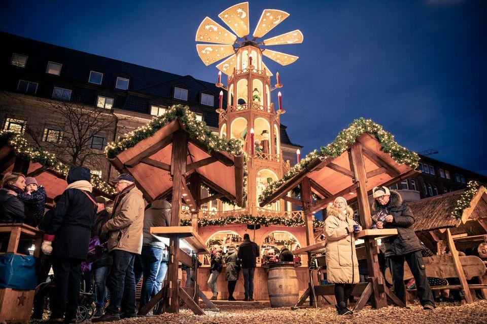 Kieler Weihnachtsmarkt 2021